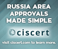 Russia Area Approvals Made Simple - CISCERT - Visit ciscert.com to learn more. First 10 customers that mention they saw this ad on NameYourTestPrice.com receive their certificates at no cost. Testing, shipping samples and government fees are extra.